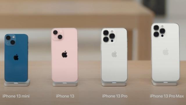 Apple khoe ảnh chi tiết 4 mẫu iPhone 13 vừa ra mắt  - Ảnh 1.