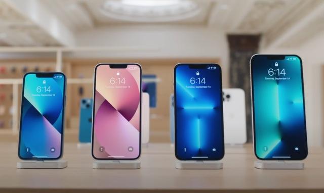 Apple khoe ảnh chi tiết 4 mẫu iPhone 13 vừa ra mắt  - Ảnh 9.