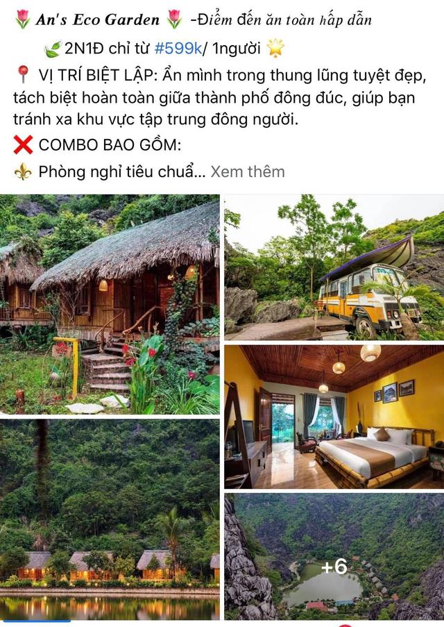 Nhiều địa phương rục rịch mở cửa, khách Việt ồ ạt lên mạng săn voucher du lịch giá siêu rẻ - Ảnh 1.