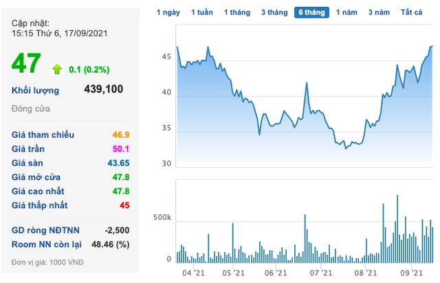 Hưng Thịnh Icons (HTN) sắp phát hành 65 triệu cổ phiếu, tăng vốn hơn 2 lần lên 1.141 tỷ đồng - Ảnh 1.