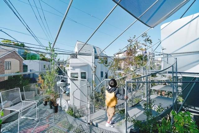 Gia đình ba thế hệ thiết kế ngôi nhà đặc biệt chỉ toàn ánh sáng và cây xanh ở Nhật Bản - Ảnh 25.