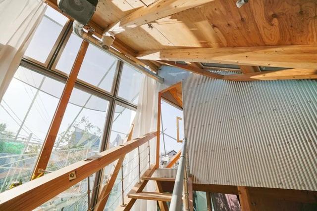 Gia đình ba thế hệ thiết kế ngôi nhà đặc biệt chỉ toàn ánh sáng và cây xanh ở Nhật Bản - Ảnh 31.