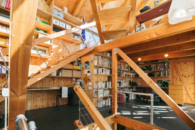 Gia đình ba thế hệ thiết kế ngôi nhà đặc biệt chỉ toàn ánh sáng và cây xanh ở Nhật Bản - Ảnh 34.