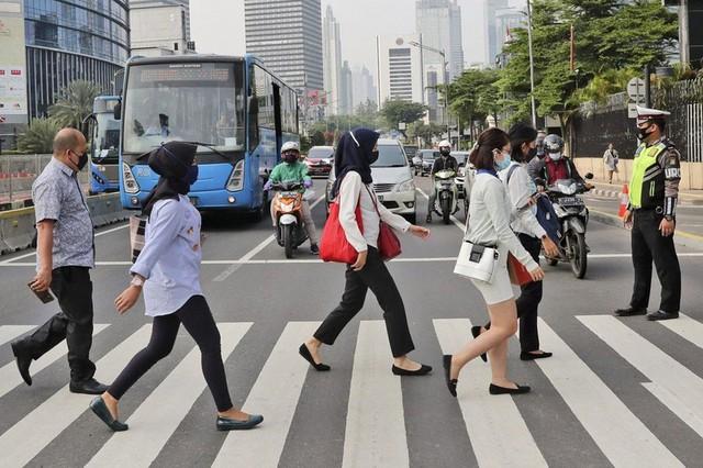 Từ phong toả diện hẹp nhất để sống chung với Covid-19 đến quy định giãn cách của Nhật Bản, Indonesia: Việt Nam có thể áp dụng được gì? - Ảnh 1.