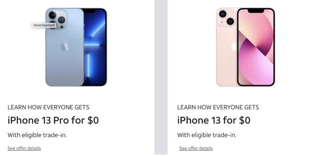 Người Việt phải làm việc 130 ngày để mua iPhone 13 còn nhà mạng Mỹ lại đang chạy đua để cho không người dùng - Ảnh 1.