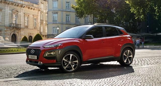 Hyundai Kona bất ngờ giảm sốc, xuống còn chưa đến 600 triệu đồng - Ảnh 1.