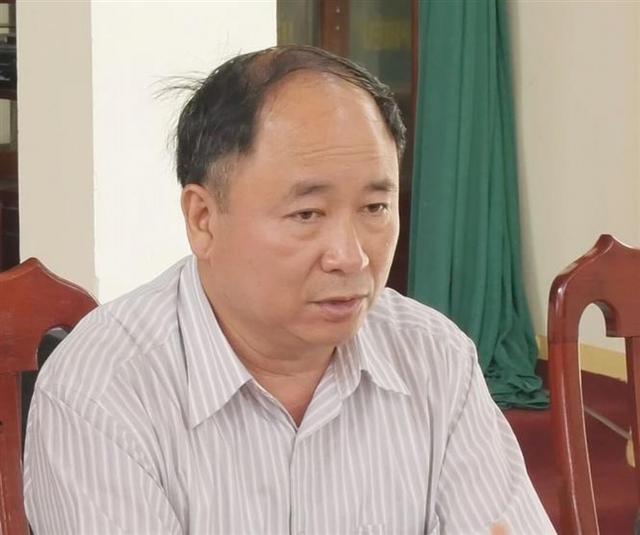 Cách chức Phó Giám đốc Sở TN&MT tỉnh Lạng Sơn  - Ảnh 1.