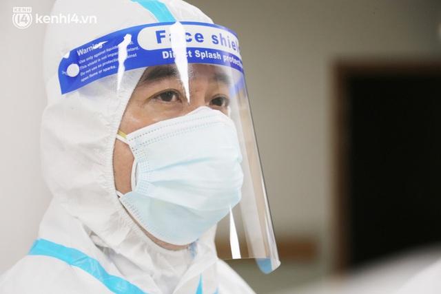 Nỗi lòng của bác sĩ 91 đi chống dịch từ Đà Nẵng, Bắc Giang đến TP.HCM: 2 cái sinh nhật của con qua rồi, tôi đều thất hứa với nó... - Ảnh 2.