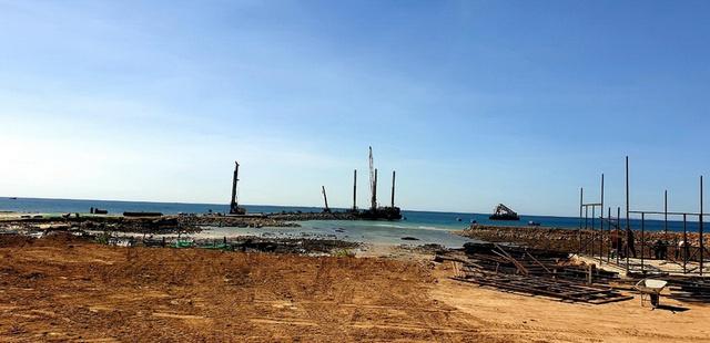 Ninh Thuận chốt thời gian khởi công dự án điện khí LNG Cà Ná 1.500 MW - Ảnh 1.