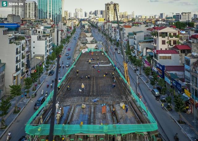Hà Nội: Con đường đau khổ sắp chấm dứt, lộ diện hình hài của tuyến đường trị giá gần 10.000 tỷ - Ảnh 1.