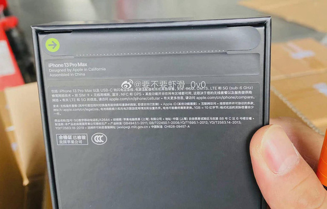 iPhone 13 có cách đóng seal hộp mới, gian thương lại được phen điêu đứng - Ảnh 2.