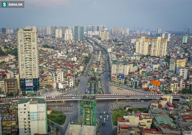 Hà Nội: Con đường đau khổ sắp chấm dứt, lộ diện hình hài của tuyến đường trị giá gần 10.000 tỷ - Ảnh 11.