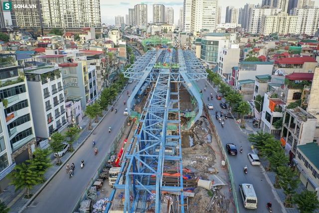 Hà Nội: Con đường đau khổ sắp chấm dứt, lộ diện hình hài của tuyến đường trị giá gần 10.000 tỷ - Ảnh 13.