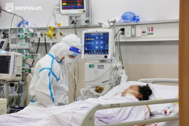 Nỗi lòng của bác sĩ 91 đi chống dịch từ Đà Nẵng, Bắc Giang đến TP.HCM: 2 cái sinh nhật của con qua rồi, tôi đều thất hứa với nó... - Ảnh 15.