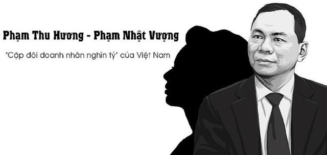 Bà Phạm Thu Hương - Người vợ kín tiếng của tỷ phú Phạm Nhật Vượng và những chuyện không phải ai cũng biết - Ảnh 3.