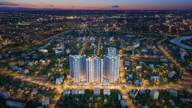 Bùng nổ FDI, thị trường căn hộ cho thuê tại Hải Phòng bước vào thời kỳ phát triển mạnh mẽ - Ảnh 2.