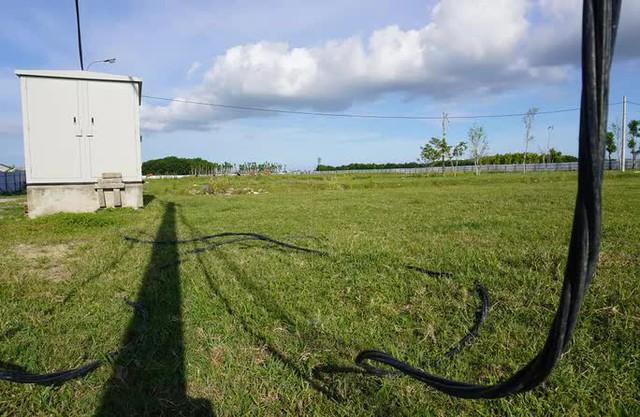 Dự án 670 tỉ đồng đắp chiếu, thành bãi chăn bò  - Ảnh 5.