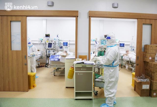 Nỗi lòng của bác sĩ 91 đi chống dịch từ Đà Nẵng, Bắc Giang đến TP.HCM: 2 cái sinh nhật của con qua rồi, tôi đều thất hứa với nó... - Ảnh 8.