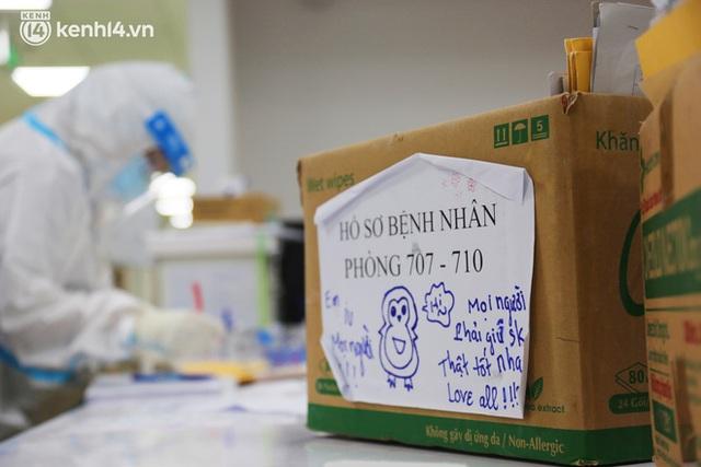 Nỗi lòng của bác sĩ 91 đi chống dịch từ Đà Nẵng, Bắc Giang đến TP.HCM: 2 cái sinh nhật của con qua rồi, tôi đều thất hứa với nó... - Ảnh 10.
