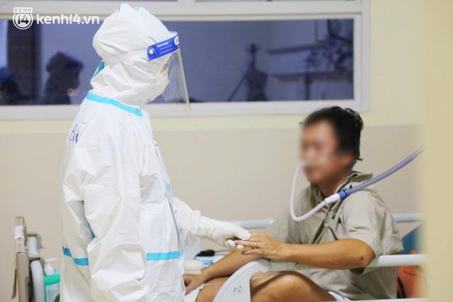 Nỗi lòng của bác sĩ 91 đi chống dịch từ Đà Nẵng, Bắc Giang đến TP.HCM: 2 cái sinh nhật của con qua rồi, tôi đều thất hứa với nó... - Ảnh 11.