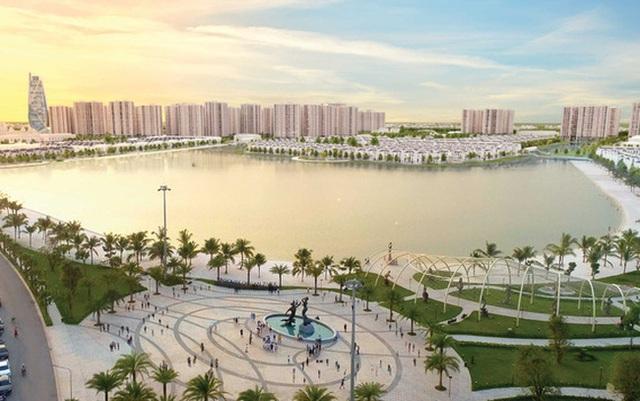 Những đòn bẩy thép giúp hình thành chuỗi đô thị trung tâm mới của Hà Nội - Ảnh 1.