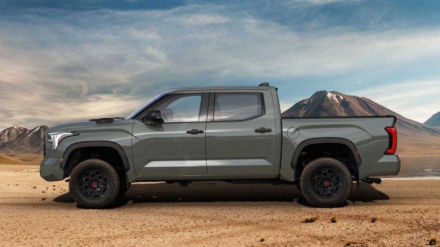 Toyota Tundra 2022 ra mắt: Bán tải full-size đậm chất cơ bắp, ngập tràn công nghệ - Ảnh 11.