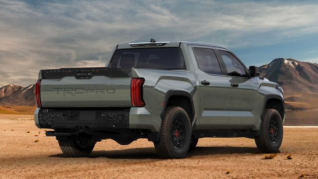 Toyota Tundra 2022 ra mắt: Bán tải full-size đậm chất cơ bắp, ngập tràn công nghệ - Ảnh 12.