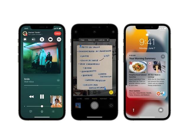 Người dùng Việt đã có thể tải iOS 15 cho iPhone, iPod - Ảnh 1.