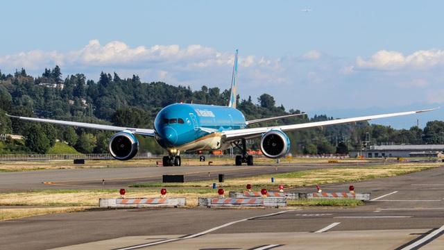 Vietnam Airlines chính thức hoàn tất công tác xin cấp phép bay thẳng thường lệ đến Hoa Kỳ - Ảnh 1.