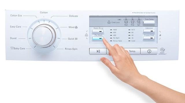 Cách tiết kiệm điện nước hiệu quả khi dùng máy giặt tại nhà - Ảnh 2.