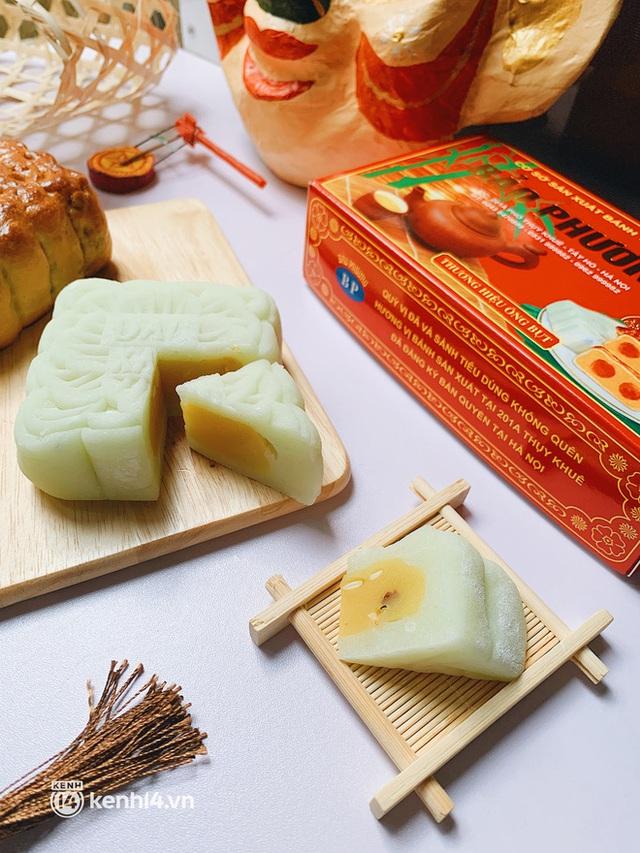 Trên tay hộp bánh Trung thu hot nhất Hà Nội, phải cầu cứu mới mua được: Hương vị có thật sự xuất sắc như lời đồn? - Ảnh 11.