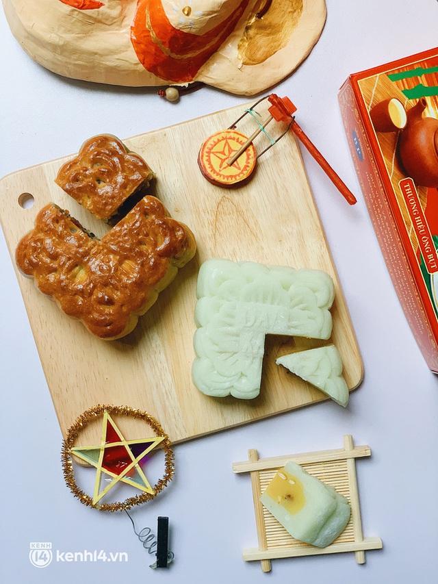 Trên tay hộp bánh Trung thu hot nhất Hà Nội, phải cầu cứu mới mua được: Hương vị có thật sự xuất sắc như lời đồn? - Ảnh 12.