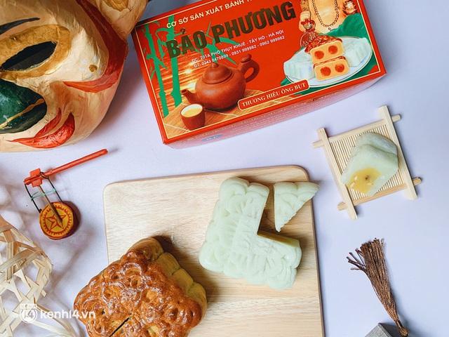 Trên tay hộp bánh Trung thu hot nhất Hà Nội, phải cầu cứu mới mua được: Hương vị có thật sự xuất sắc như lời đồn? - Ảnh 13.