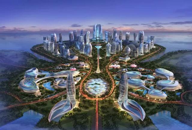 """""""Bom nợ"""" Evergrande và những công trình hàng đầu thế giới - Ảnh 5."""