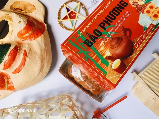 Trên tay hộp bánh Trung thu hot nhất Hà Nội, phải cầu cứu mới mua được: Hương vị có thật sự xuất sắc như lời đồn? - Ảnh 5.