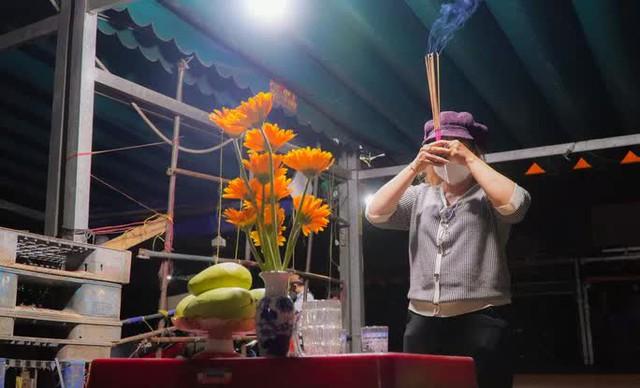 Chợ đầu mối nông sản Hóc Môn sáng đèn trở lại - Ảnh 9.