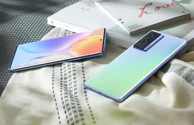 Vivo ra mắt X70 Pro tại Việt Nam: Smartphone cao cấp chuyên chụp ảnh, giá 20 triệu đồng - Ảnh 1.