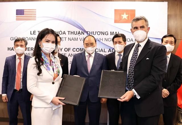 T&T Group ký kết hợp đồng với các đối tác Mỹ trị giá hơn 3 tỷ USD  - Ảnh 1.