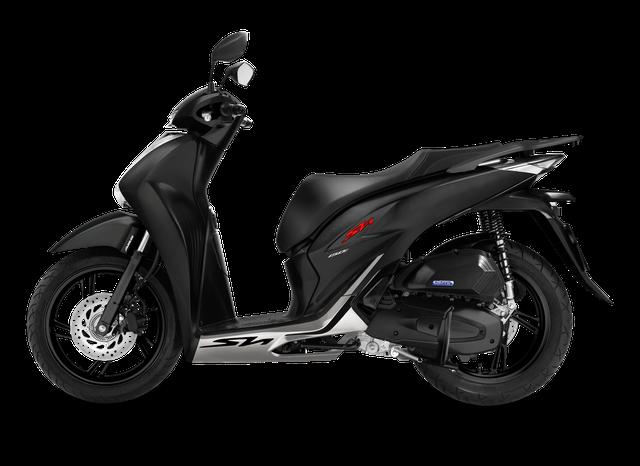 Honda SH 125i/150i thế hệ mới ra mắt tại Việt Nam: Thêm bản thể thao, giá từ 71,8 đến 98,5 triệu đồng - Ảnh 1.