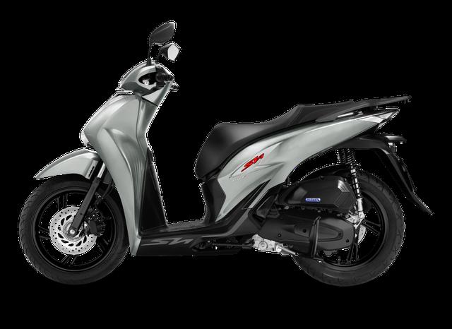 Honda SH 125i/150i thế hệ mới ra mắt tại Việt Nam: Thêm bản thể thao, giá từ 71,8 đến 98,5 triệu đồng - Ảnh 2.