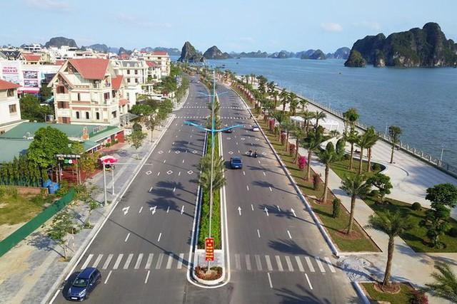 Công an xác định dự án đường bao biển đẹp nhất Việt Nam có sử dụng cát lậu - Ảnh 1.