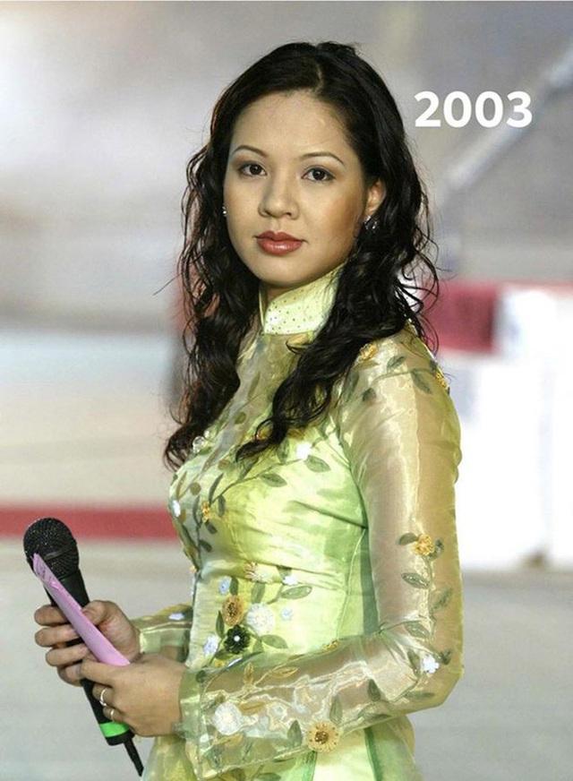 Chân dung tân Giám đốc VFC - nhà báo Diễm Quỳnh: Hoa khôi nhà đài, MC hot nhất những năm 2000, có bố là nhà ngoại giao nổi tiếng - Ảnh 2.
