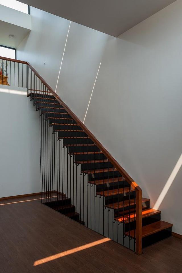 Lạ mắt với ngôi nhà hình ruộng bậc thang - Ảnh 15.