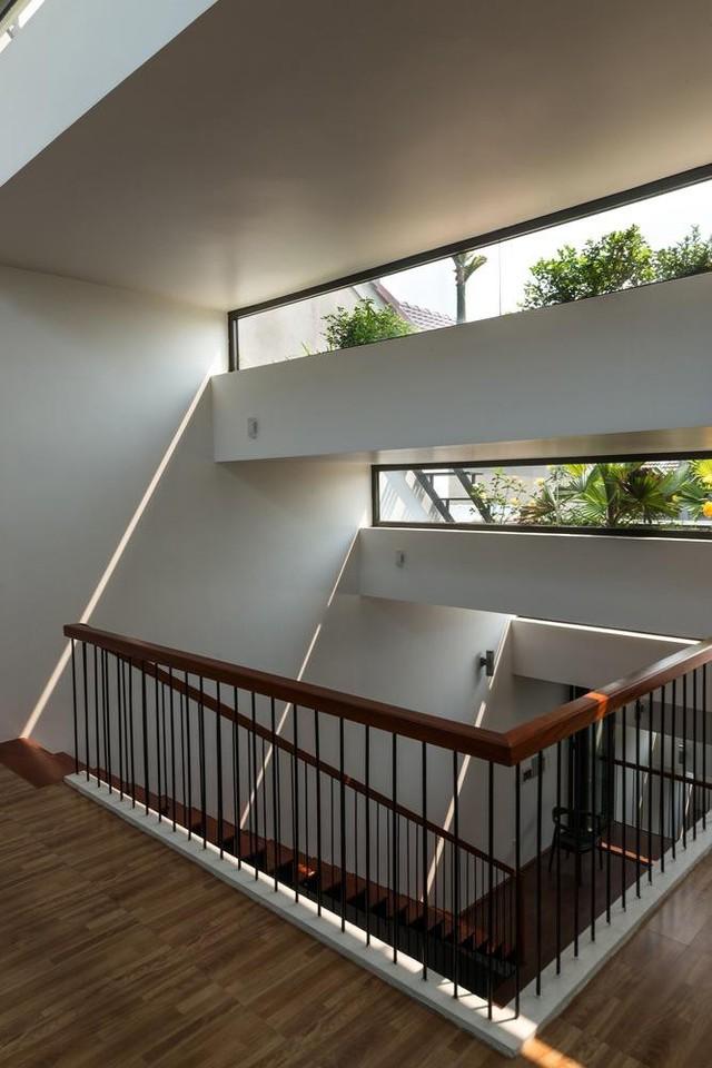 Lạ mắt với ngôi nhà hình ruộng bậc thang - Ảnh 20.