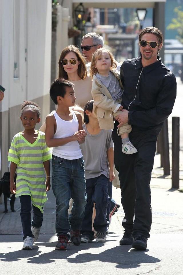 Tranh chấp nuôi con chưa xong, Brad Pitt và Angelina Jolie lại đấu tố nhau vì tài sản - Ảnh 3.