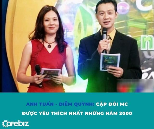 Chân dung tân Giám đốc VFC - nhà báo Diễm Quỳnh: Hoa khôi nhà đài, MC hot nhất những năm 2000, có bố là nhà ngoại giao nổi tiếng - Ảnh 3.