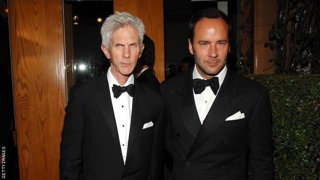 """Mối nhân duyên 35 năm của Tom Ford và Richard Buckley: Biên tập viên danh tiếng là """"điểm tựa"""" để chàng trợ lý trẻ tạo ra cả đế chế, trở thành ông hoàng thời trang  - Ảnh 1."""