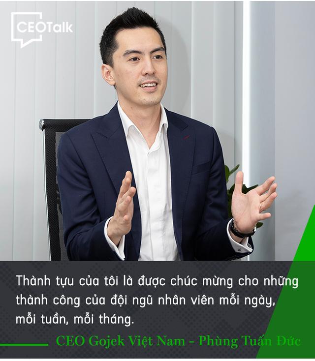 CEO Gojek Việt Nam Đức Phùng: Không nhà đầu tư hiệu quả nào đem tiền ra đốt cả - Ảnh 7.