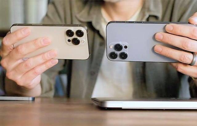 iPhone 13 Pro Max được nhiều người chọn mua, bản mini bị người Việt hắt hủi - Ảnh 2.