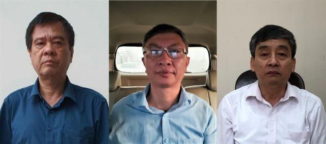 Bắt Giám đốc Sở GDĐT Điện Biên Nguyễn Văn Kiên và nhiều đồng phạm - Ảnh 1.